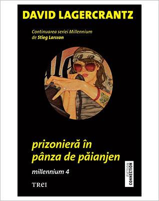 Prizoniera in panza de paianjen