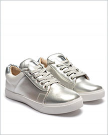Pantofi sport Yola argintii