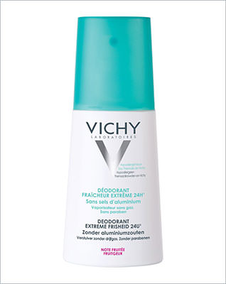 Deodorant spray Vichy