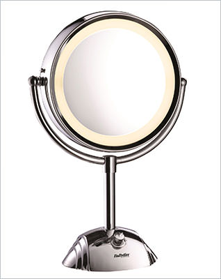 Oglinda cosmetica iluminata Babyliss