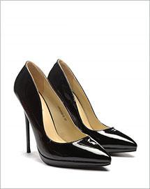Pantofi Yvan negri