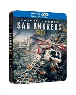Blu-Ray Dezastrul din San Andreas