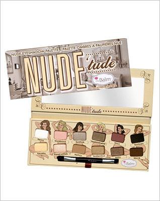 Paleta farduri Thebalm Nude Tude