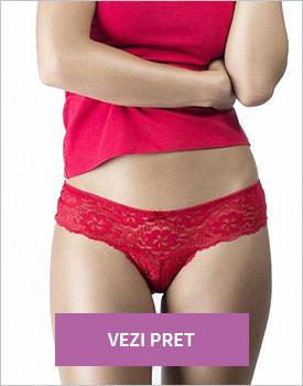 Chilot tanga rosu Uniconf