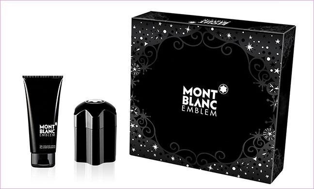 Set MontBlanc Emblem pentru barbati