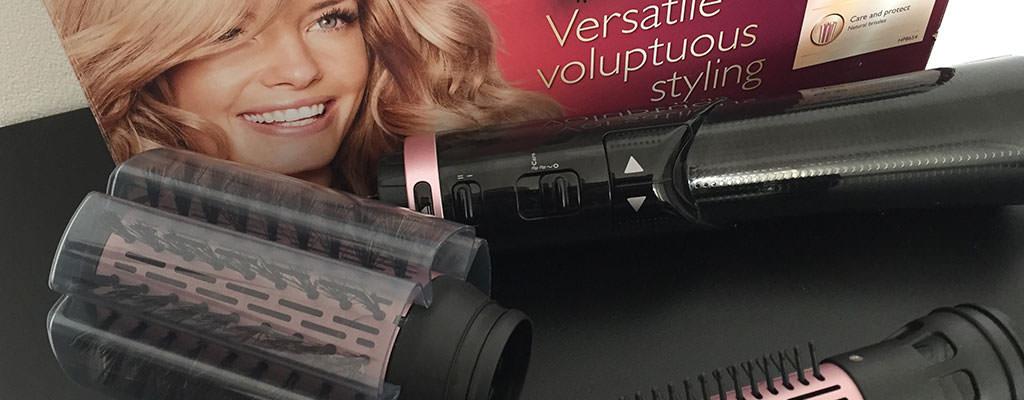 Peria rotativă Philips pentru păr – păreri după utilizare