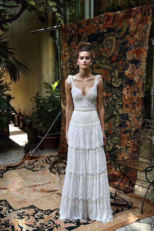 3tiered-boho-bridesmaids-dress