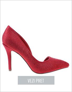 Pantofi stiletto Shinny