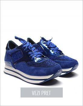 Pantofi sport Gomez albastri