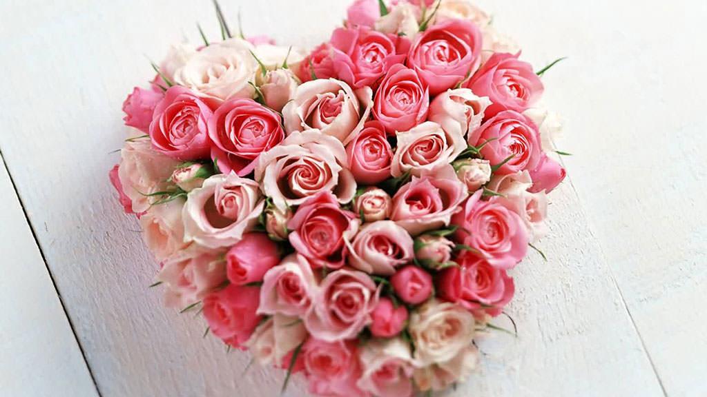 sfantul valentin trandafiri
