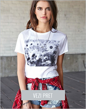 Tricou Forever21 Standout