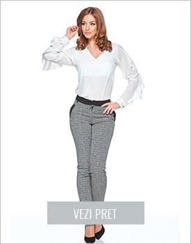 Pantaloni cu imprimeu LaDonna