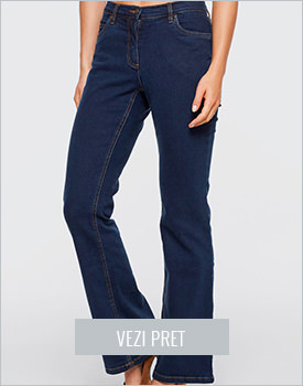 Jeans evazati John Baner