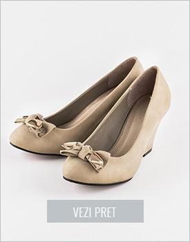 Pantofi cu talpa ortopedica Marion