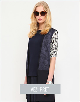 Vesta Top Secret bleumarin