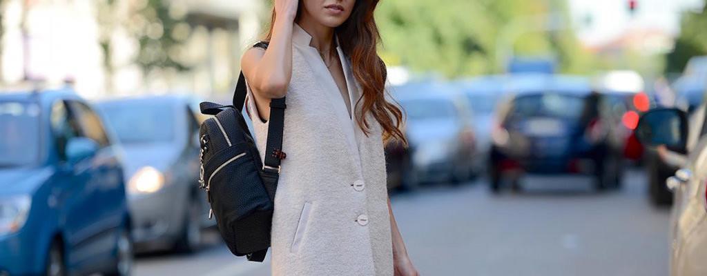 Tu ai purta o vestă lungă?