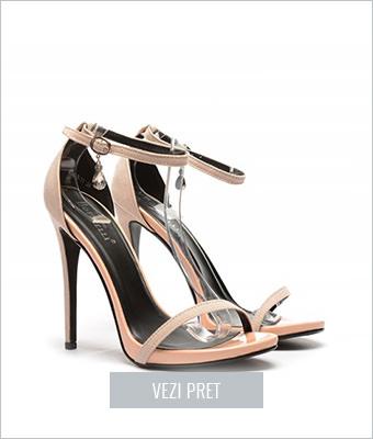 Sandale Lina roz