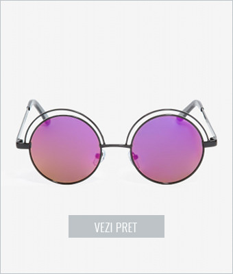 Ochelari de soare retro Cheap&Chic
