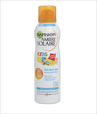 Spray Garnier Ambre Solaire pentru copii SPF50
