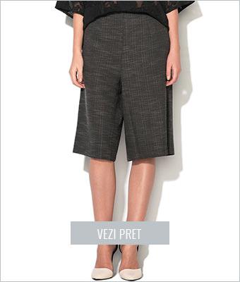 Pantaloni culotte femei B Young