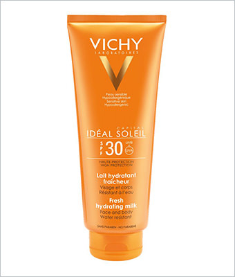 Lapte hidratant Vichy Ideal Soleil SPF30