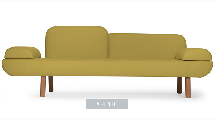 Canapea 3 locuri Poti