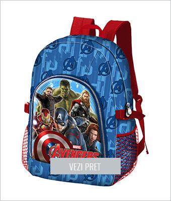 Ghiozdan Avengers Ultron