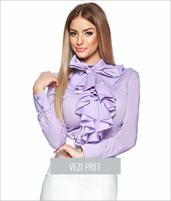 Camasa Prettygirl executive lila