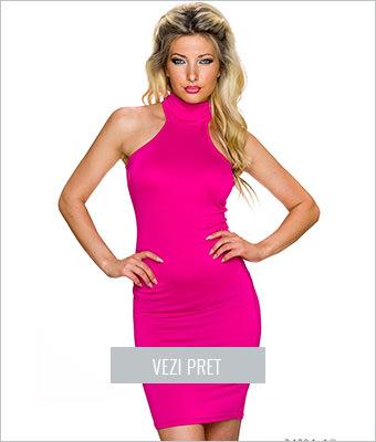 Rochie Interesting Look Pink