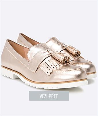Pantofi loafer Bayla