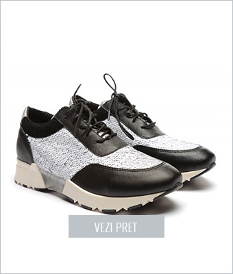 Pantofi sport Nedon albi