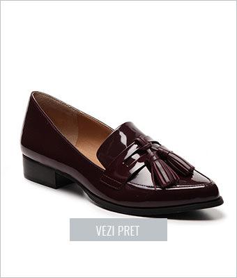 Pantofi loafer Tahari
