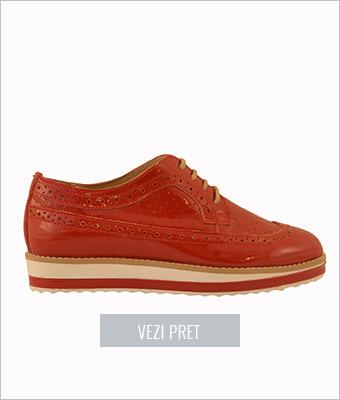 Pantofi femei Mopiel Oxford