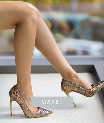 Pantofi Galos maro