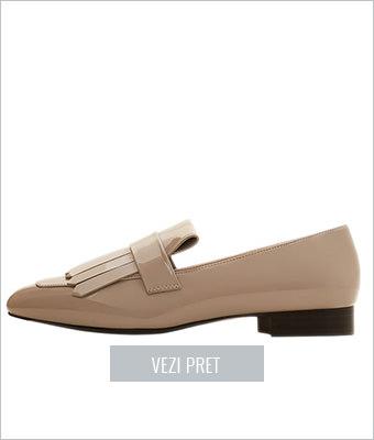 Pantofi loafer Mango