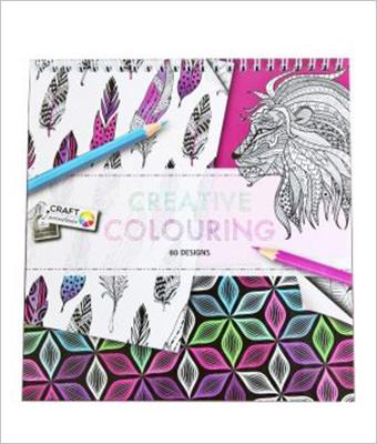 Carte de colorat pentru adulti Spirala