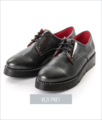Pantofi dama Ilaria negri