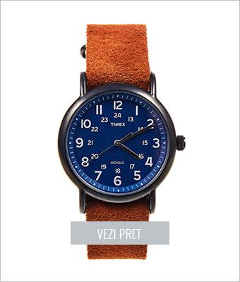 Ceas Timex Weekender maro
