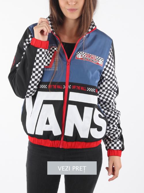 Jacheta Vans BMX