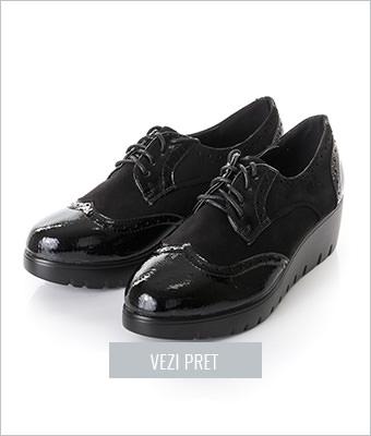 Pantofi dama Ruby cu talpa ortopedica