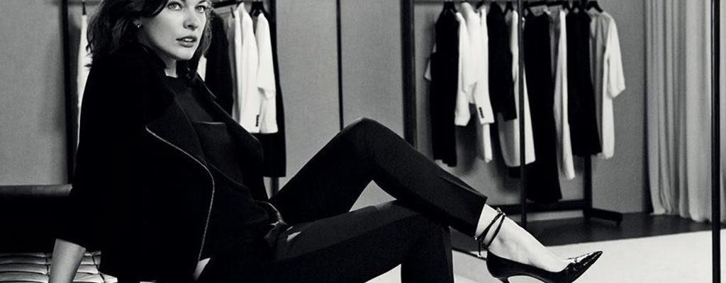 14 pantaloni conici negri perfecți pentru ținute office