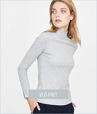 Bluza gri Simple