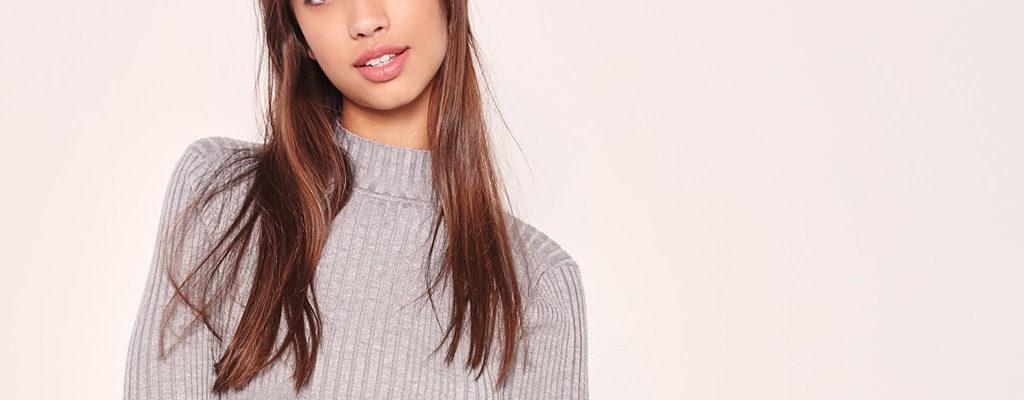 12 bluze confortabile cu guler înalt care nu se demodează