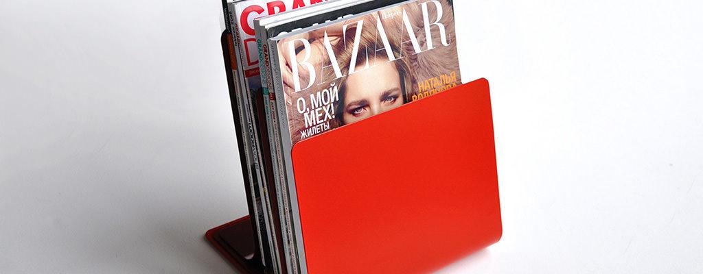 Cum să alegi suportul pentru reviste și cărți potrivit