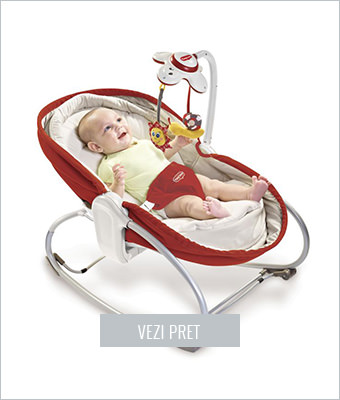 Sezlong 3 in 1 Rocker Napper