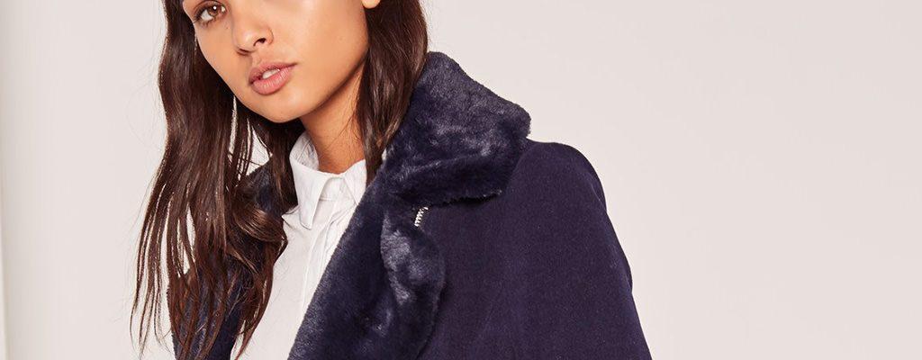 10 paltoane elegante de damă cu guler de blană