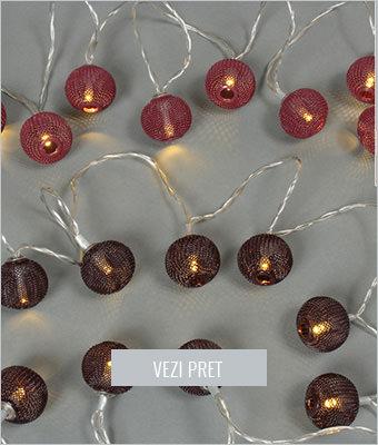Set 2 lanturi luminoase