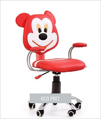 Scaun de birou pentru copii Mike