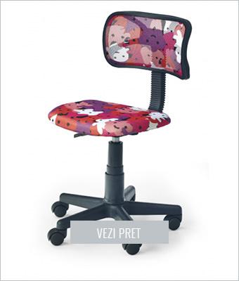 Scaun de birou pentru copii Sweety