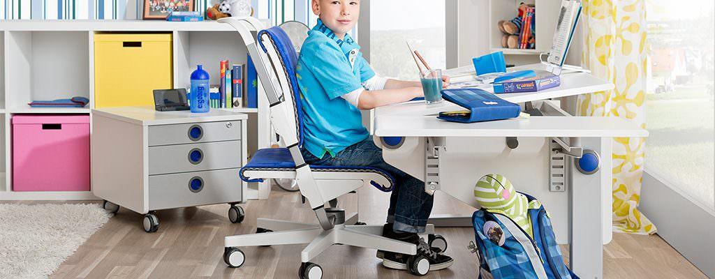 Cum să alegi un scaun ergonomic pentru copii